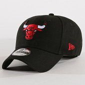 /achat-casquettes-de-baseball/new-era-casquette-9forty-the-league-nba-chicago-bulls-noir-103168.html