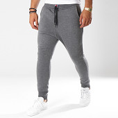 /achat-pantalons-joggings/lbo-pantalon-jogging-sarouel-249-anthracite-chine-107304.html