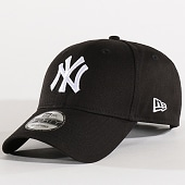 /achat-casquettes-de-baseball/new-era-casquette-9forty-league-basic-new-york-yankees-noir-blanc-72682.html