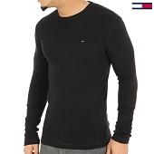 /achat-t-shirts-manches-longues/tommy-hilfiger-jeans-tee-shirt-manches-longues-original-4409-noir-125139.html
