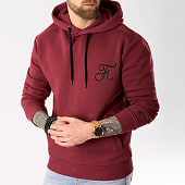 /achat-sweats-capuche/final-club-sweat-capuche-premium-fit-avec-broderie-026-bordeaux-127951.html