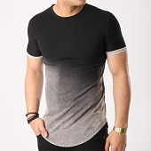 /achat-t-shirts-longs-oversize/john-h-tee-shirt-oversize-1859-noir-degrade-gris-133758.html