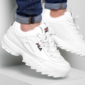 /achat-baskets-basses/fila-baskets-disruptor-low-1010262-1fg-white-135160.html