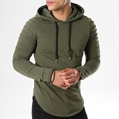 /achat-sweats-capuche/lbo-sweat-capuche-oversize-407-vert-kaki-136687.html