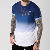 /achat-t-shirts-longs-oversize/final-club-tee-shirt-oversize-degrade-avec-broderie-015-bleu-et-blanc-137057.html