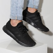 /achat-baskets-basses/adidas-baskets-swift-run-aq0863-core-black-footwear-white-145464.html