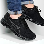 /achat-baskets-basses/asics-baskets-gel-quantum-360-knit-2-t840n-black-147784.html