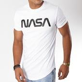 /achat-t-shirts-longs-oversize/nasa-tee-shirt-oversize-worm-logo-blanc-150638.html