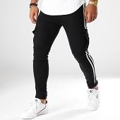 /achat-jeans/john-h-jean-slim-a2802-noir-blanc-154184.html