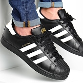 /achat-baskets-basses/adidas-baskets-superstar-foundation-b27140-noir-blanc-dore-164974.html
