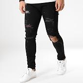 /achat-jeans/aarhon-jean-slim-a130-noir-168371.html