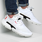 /achat-baskets-basses/adidas-baskets-pod-s3-1-db3537-footwear-white-shock-red-168597.html
