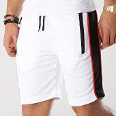 /achat-shorts-jogging/zayne-paris-short-jogging-avec-bandes-md02-blanc-noir-169208.html