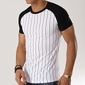 /achat-t-shirts/john-h-tee-shirt-1971-blanc-noir-172762.html