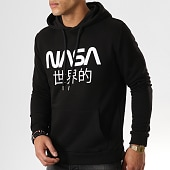 /achat-sweats-capuche/nasa-sweat-capuche-worldwide-noir-blanc-178554.html