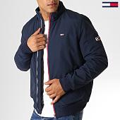 /achat-vestes/tommy-hilfiger-jeans-veste-zippee-essential-padded-6599-bleu-marine-186731.html