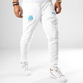 /achat-pantalons-joggings/puma-pantalon-jogging-om-755868-blanc-187690.html