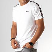 /achat-t-shirts/fila-tee-shirt-a-bandes-vainamo-687217-blanc-noir-rouge-188057.html