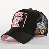 /achat-trucker/dragon-ball-z-casquette-trucker-buu-noir-rose-188413.html