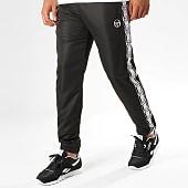 /achat-pantalons-joggings/sergio-tacchini-pantalon-de-jogging-a-bandes-doral-38410-noir-189329.html