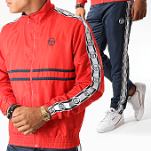 /achat-ensembles-survetement/sergio-tacchini-ensemble-de-survetement-a-bandes-doral-38319-rouge-bleu-marine-189358.html