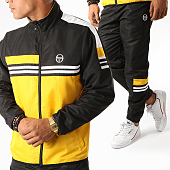 /achat-ensembles-survetement/sergio-tacchini-ensemble-de-survetement-dixon-38289-noir-jaune-moutarde-blanc-189386.html