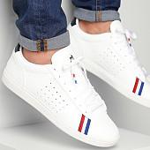 /achat-baskets-basses/le-coq-sportif-baskets-courtstar-sport-1920098-optical-white-dress-blues-189662.html