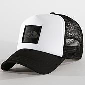 /achat-trucker/the-north-face-casquette-trucker-tnf-logo-blanc-noir-190009.html