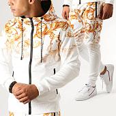 /achat-ensembles-survetement/zayne-paris-ensemble-de-survetement-floral-renaissance-e05-2-blanc-orange-190309.html
